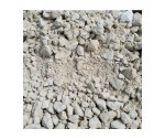 Recycled MOT crushed concrete bulk bag