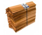 Blue label Cedar Shingles Ridge tiles Pe