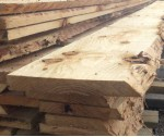 3.6m 200mm x 22mm Waney Edged Larch