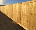 1.8m TRADE Closeboard per linear meter