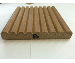 Balau GROOVED / REEDED Hardwood Decking
