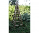 1.95m High Garden Obelisk