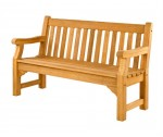 Royal Park Bench 5ft Roble