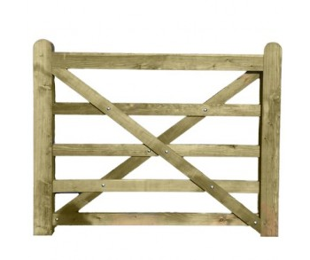 4 ft wide Universal Forester gate TSW