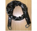 1.2m Case Hardened Chain in Plastic Slee