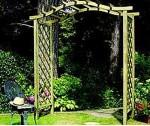 Elite Portico Garden Arch