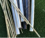 Rabbit Spirals & Bamboo