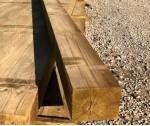 1.8m 100 x 125 Kiln Dried Pine Post