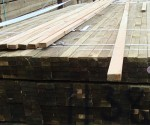 4.2m 19mm x 38mm treated roofing batten