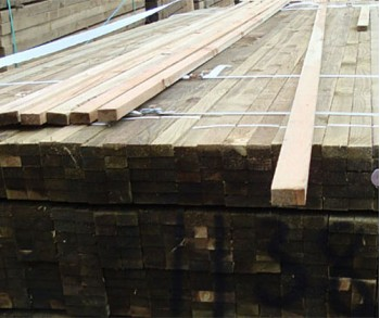 3.6m 19mm x 38mm treated roofing batten