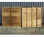4'0 x 6'0 Green Overlap Panel TRADE