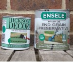 ENSELE (GREEN) 1Kg cut end treatment