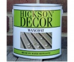 2.5Ltr Hickson Decor Waxcoat