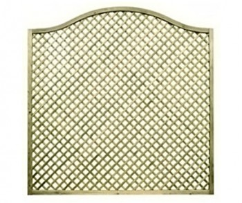 1.8m x 1.8m Diamond Lattice Bow top