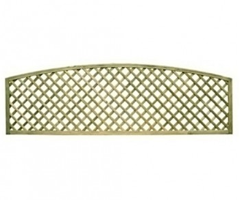 Convex diamond lattice 1.83m x 450>560