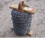 Mild Steel Barbed wire 200metre