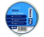 2mm x 0.5 kg galv tying wire