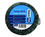 2mm x 0.5 kg green pvc tying wire